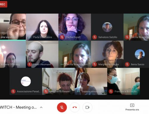 SWITCH Meeting – October 26th